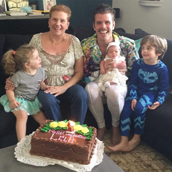 Perez Hilton Family