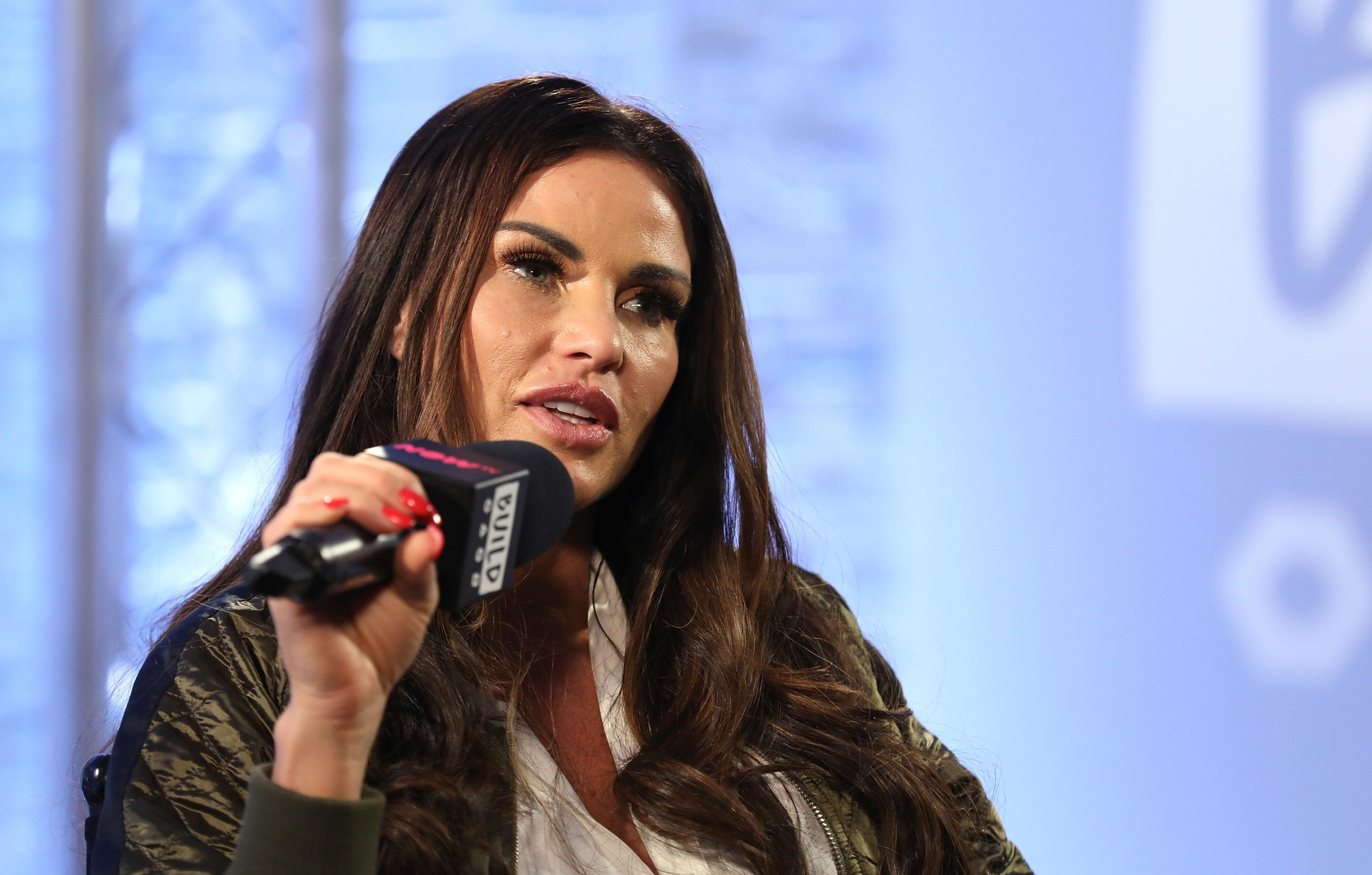 Katie Price Looking For A Surrogate To Carry Her Sixth
