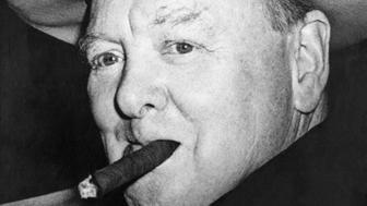 Winston Churchill  British Prime Minister  (1874-1965)