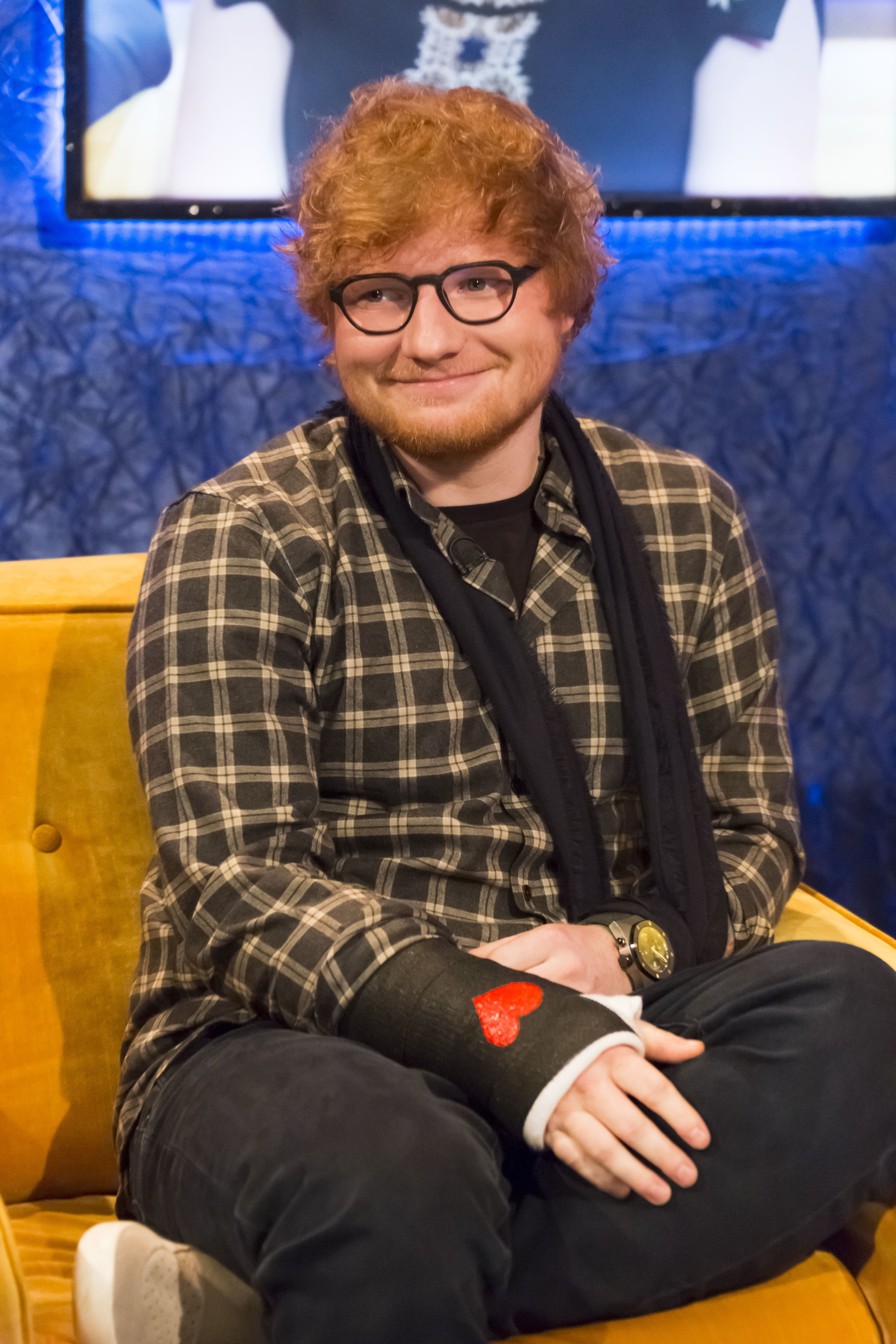 Ed Sheeran Reveals He Took A Year Off After 'Slipping Into Substance Abuse'