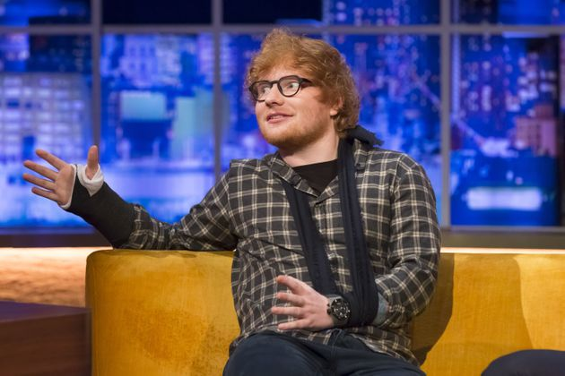 Ed Sheeran Reveals He Took A Year Off After 'Slipping Into Substance