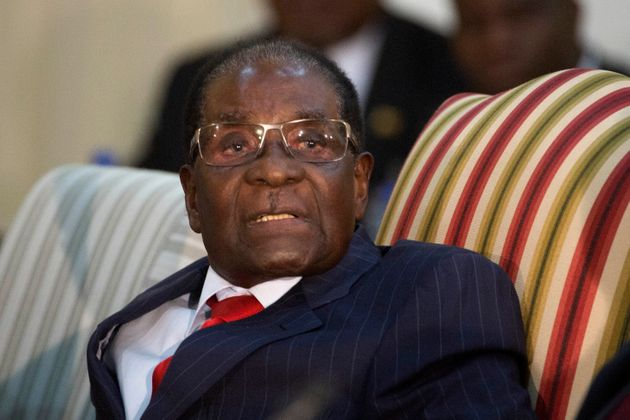 Robert Mugabe was appointed a WHO ambassador despite standing accused of 'trashing' his own country's...
