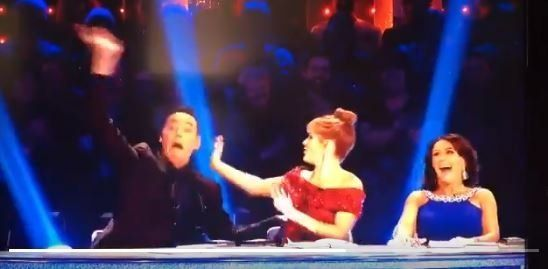 Craig Revel Horwood Channeled Bruno Tonioli On 'Strictly'. Ends Up On The