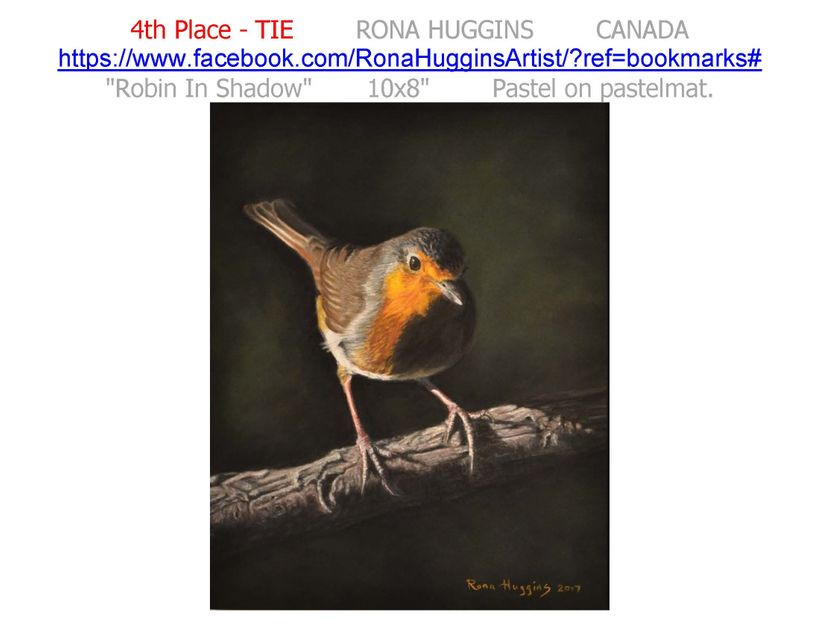 "<a rel=""nofollow"" href=""https://www.facebook.com/RonaHugginsArtist/?ref=bookmarks#"" target=""_blank"">HUGGINS WEB SITE</a>"