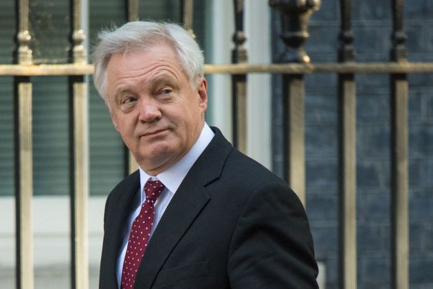 David Davis is set to travel to Paris for Brexit talks on