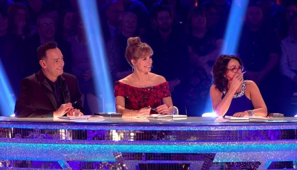 'Strictly' Judge Shirley Ballas Made Unintended Pun About Paralympian Jonnie Peacock And It All Got A Little