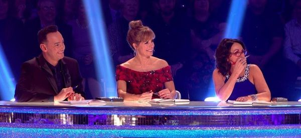 'Strictly' Judge Shirley Ballas Made Unintended Pun About Paralympian Jonnie Peacock And It All Got A Little Awkward