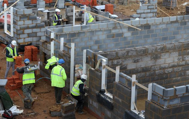 Sajid Javid says up to 300,000 new homes need to be built every