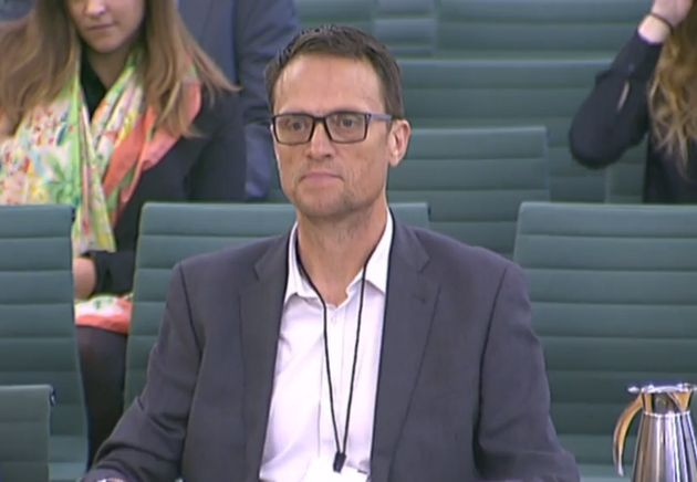 Matthew Taylor, head of a government review of employment