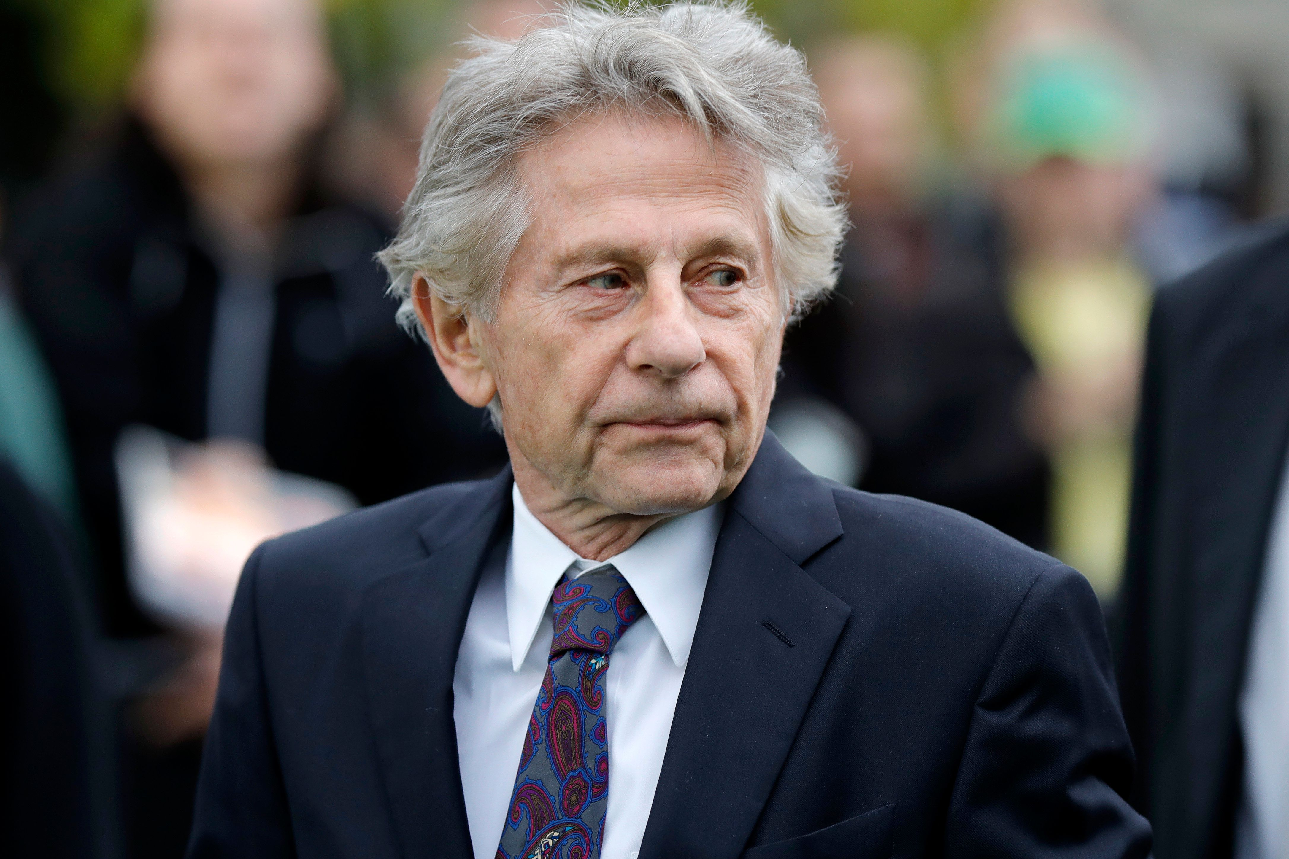 ZURICH, SWITZERLAND - OCTOBER 02:  Roman Polanski attends the 'D'apres une histoire vraie' premiere at the 13th Zurich Film Festival on October 2, 2017 in Zurich, Switzerland. The Zurich Film Festival 2017 will take place from September 28 until October 8.  (Photo by Andreas Rentz/Getty Images)