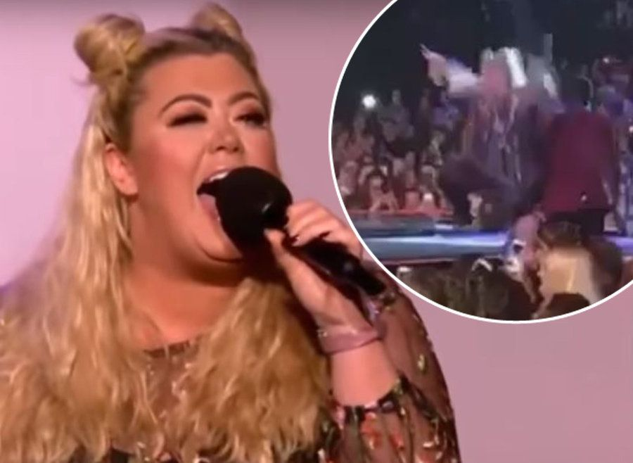 Gemma Collins Becomes An Internet Sensation All Over Again After Falling Down A Hole On