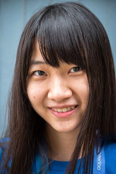 Ting-Ting Lee, 19, Taiwan