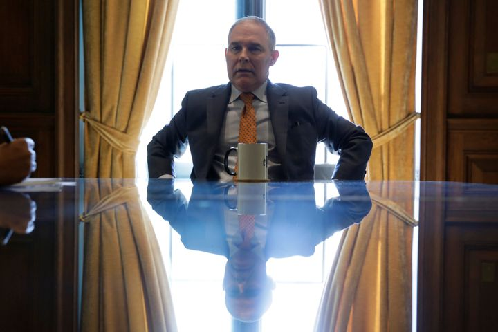 "EPA Administrator Scott Pruitt has long-standing and <a href=""https://www.huffpost.com/entry/pruitt-emails_n_58adda3ce4b03d80"