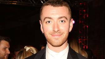 LONDON, ENGLAND - OCTOBER 12:  Sam Smith attends the Attitude Awards 2017 at The Roundhouse on October 12, 2017 in London, England.  (Photo by David M. Benett/Dave Benett/Getty Images)