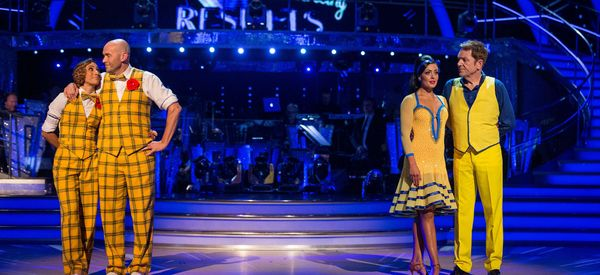 Another Celeb Has Been Voted Off 'Strictly'