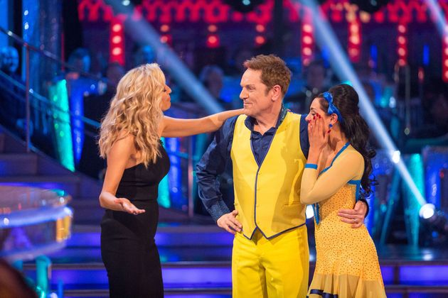 'Strictly Come Dancing': Brian Conley Is The Fourth Celeb To Leave The