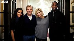 'Doctor Who' Stars, Cast Must Pass Through Airport-Style Security To Stop Plot