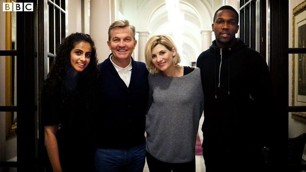 Bradley Walsh has joined the cast of 'Doctor