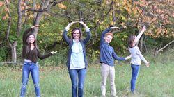 Family Photo Takes Hilarious #NSFW Turn When Kids Prank Innocent
