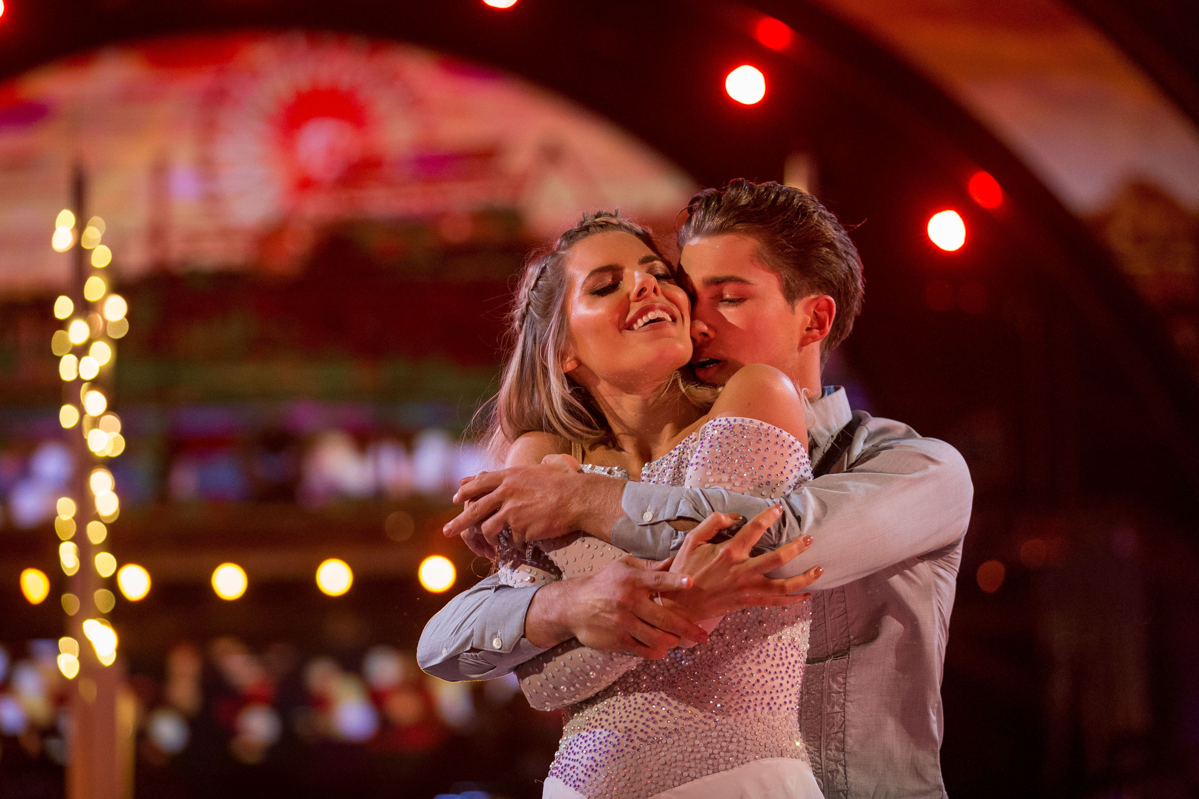AJ Pritchard And Mollie King 'Strictly' Romance Rumours Fuelled By Pro Dancer's