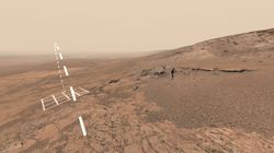 Ever Wondered What It's Like To Walk On Mars? Well Now You