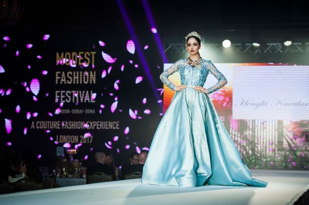 London Hosts First Ever Modest Fashion Festival - About Islam