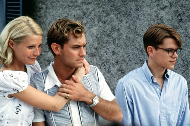 Gwyneth Paltrow, Jude Law and Matt Damon in