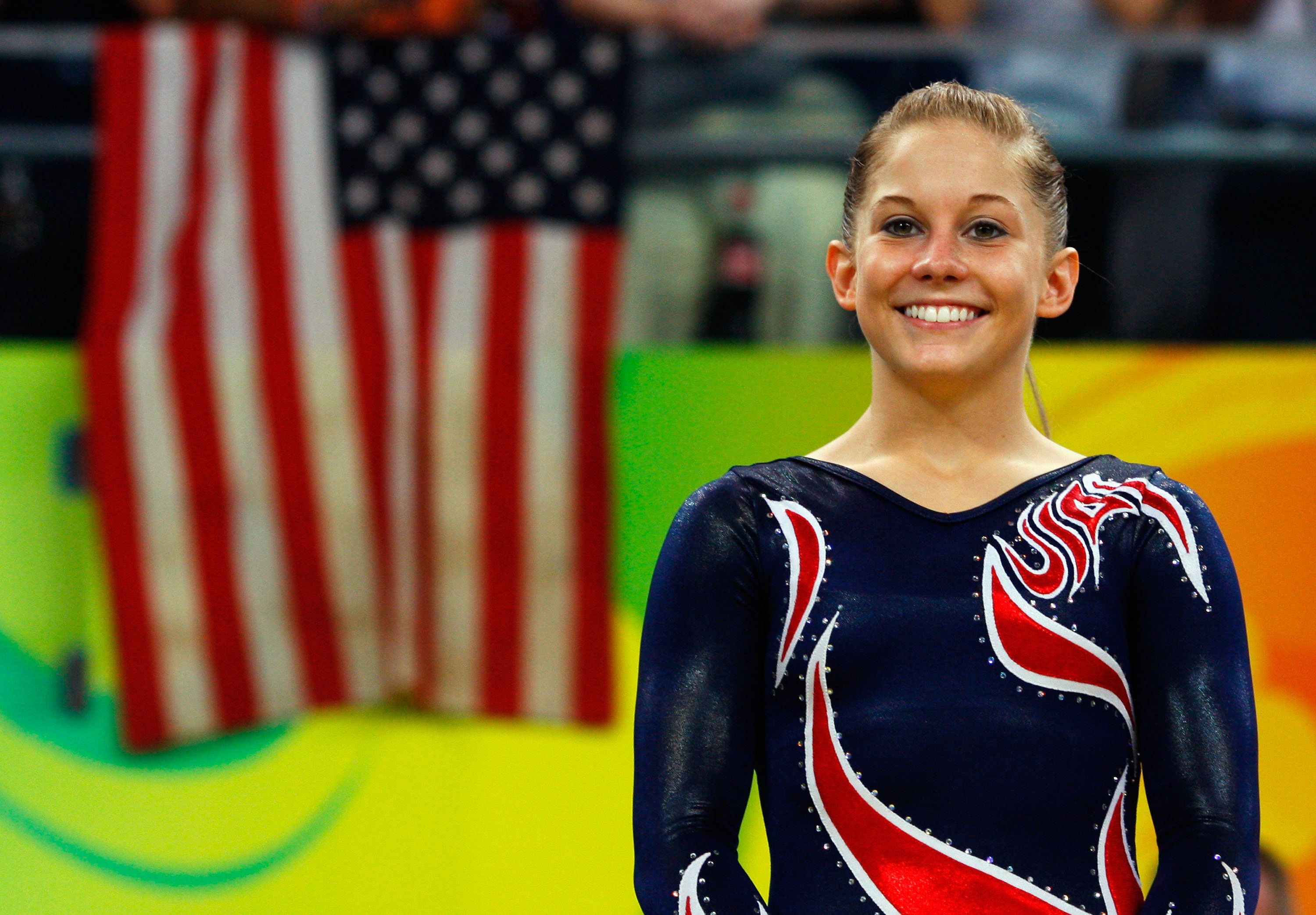 Olympian Shawn Johnson opens up about miscarriage in 'raw' and 'powerful' video