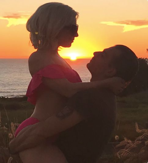 Lady Gaga And Christian Carino Make Things Official With Romantic