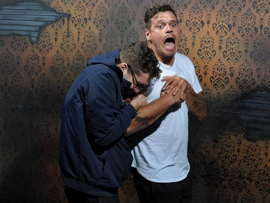 Inside McKamey Manor, America's Most Extreme Haunted House