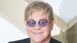 Elton John Slams Politician Who Said People With HIV Should Be