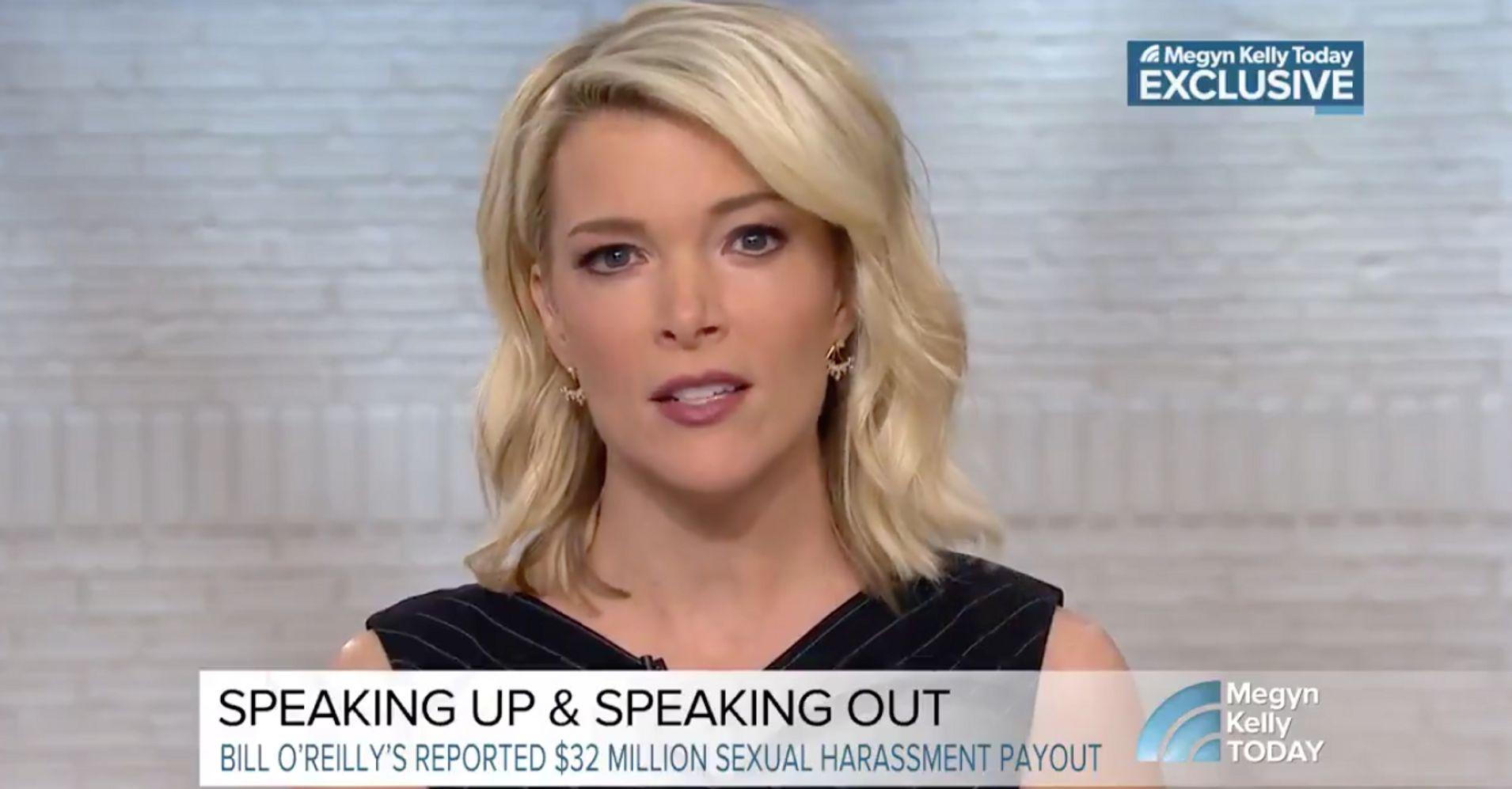 Megyn Kelly Reveals She Complained To Fox News About Bill O'Reilly