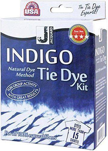 "Get it <a href=""https://www.amazon.com/Jacquard-Indigo-Tie-Dye-Mini/dp/B003IIN7HO/ref=sr_1_2?amp=&ie=UTF8&keywords=indigo+dye"