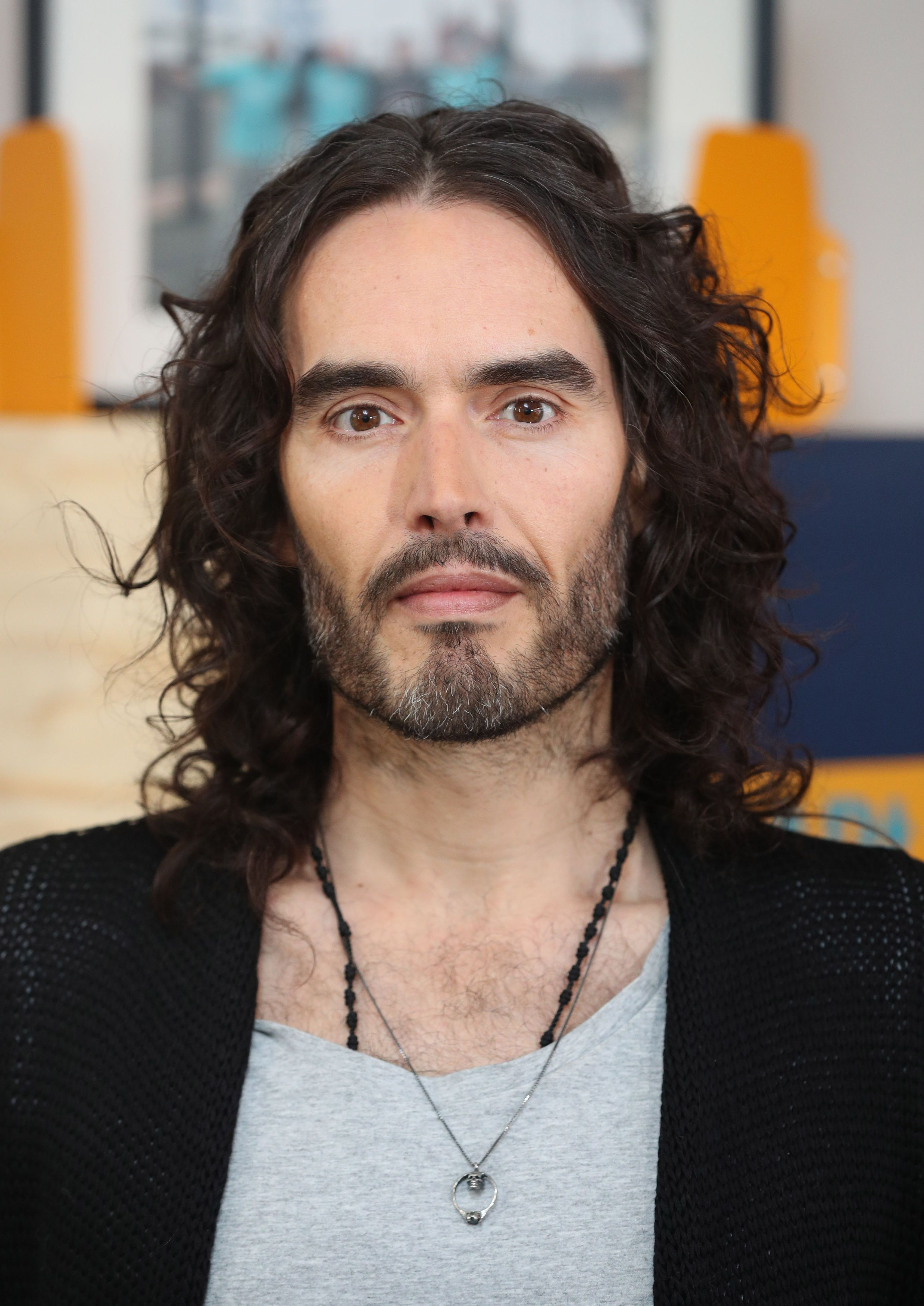 Russell Brand Claims Jeremy Corbyn's Policies Have 'Taken The Pressure Off Everyone