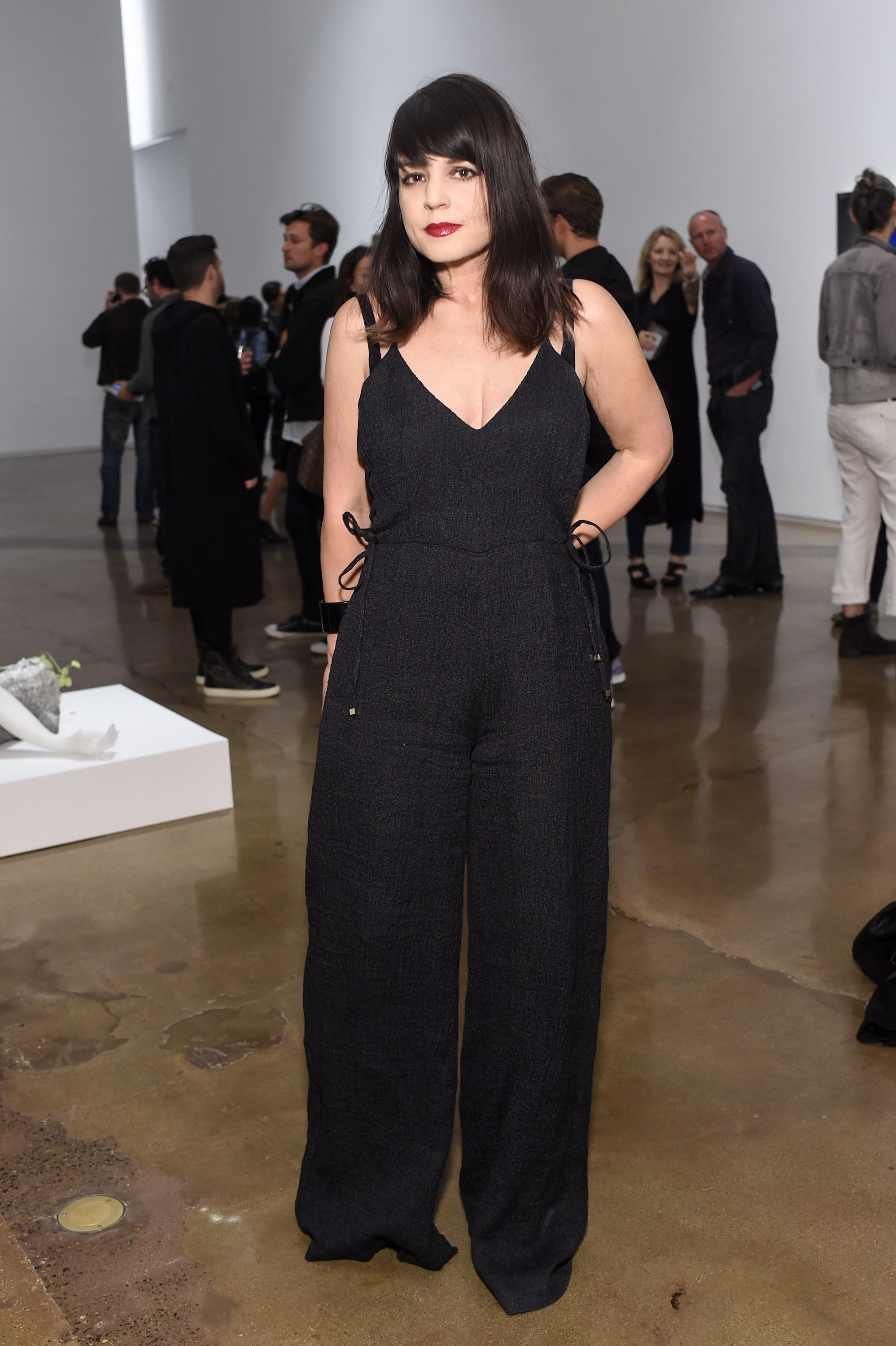 LOS ANGELES, CA - APRIL 10: Jessicka Addams attend Tom LaDuke 'Candles And Lasers'  on April 10, 2015 in Los Angeles, California. (Photo by Stefanie Keenan/Getty Images for Kohn Gallery)