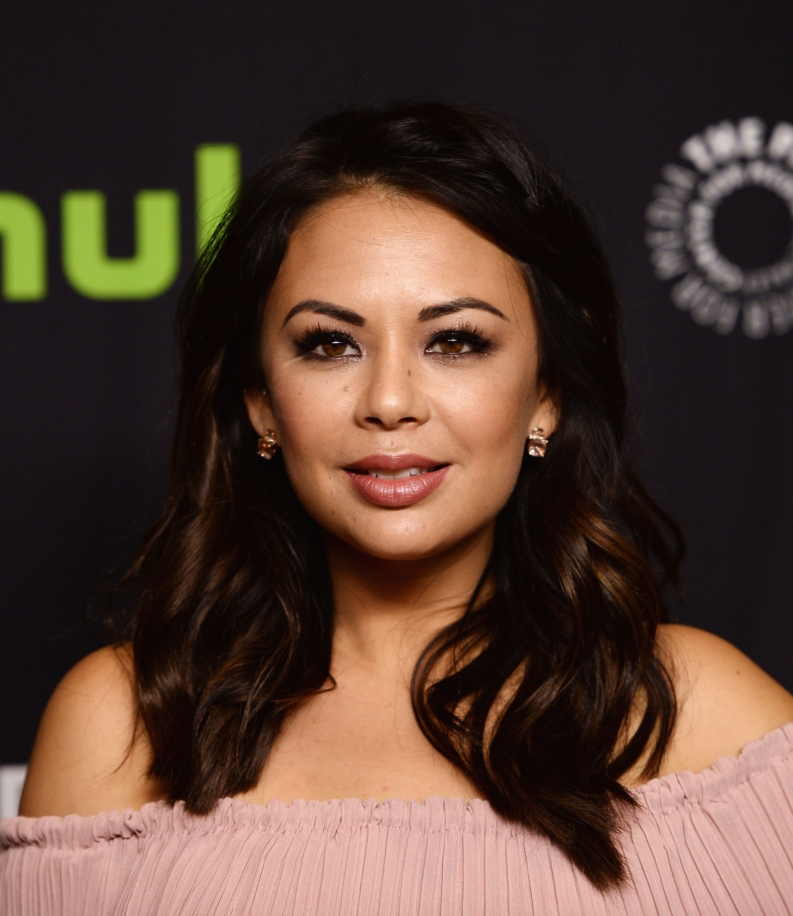 Pretty Little Liars star Janel Parrish is engaged