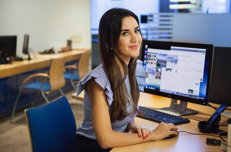 "Social Media Entrepreneur, <a rel=""nofollow"" href=""http://www.nataliezfat.com/"" target=""_blank"">Natalie Zfat</a>"