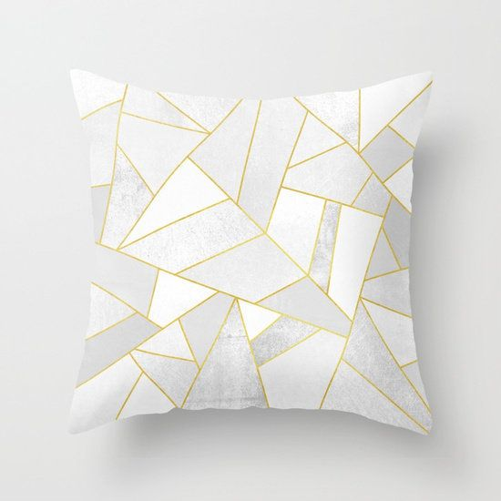 "Get it <a href=""https://society6.com/product/white-stone_pillow#s6-3017974p26a18v129a25v193"" target=""_blank"">here</a>."