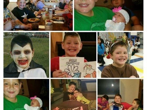 Austin Almanza, 10, was fatally shot by the crossbow while playing an older boy, authorities said.