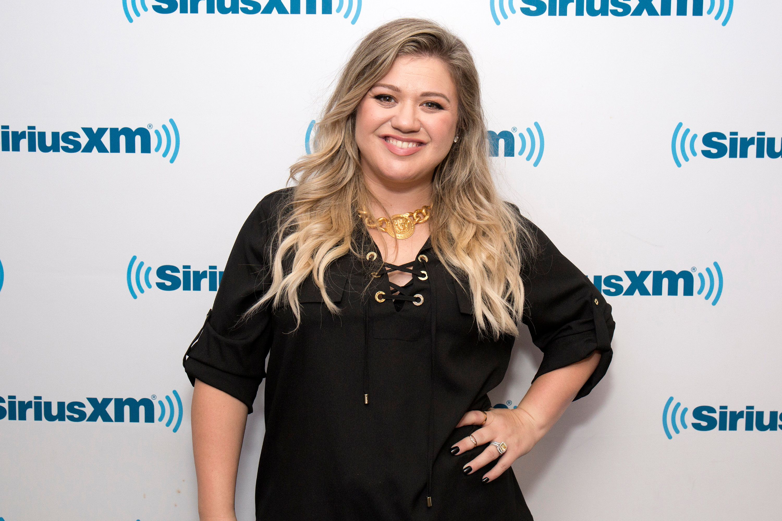 Kelly Clarkson Opens Up About Her