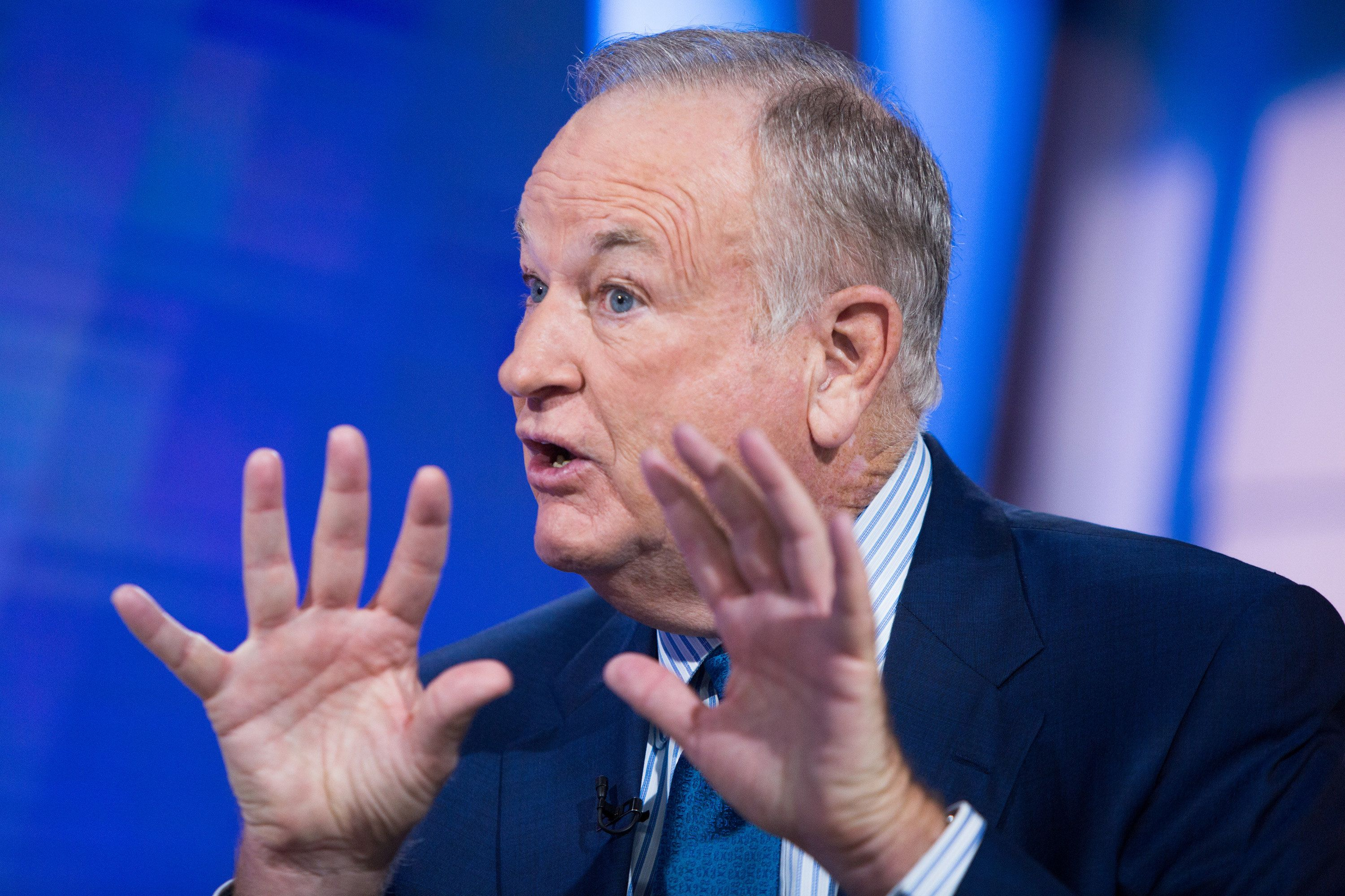TODAY -- Pictured: Bill O'Reilly on Tuesday, September 19, 2017 -- (Photo by: Nathan Congleton/NBC/NBCU Photo Bank via Getty Images)