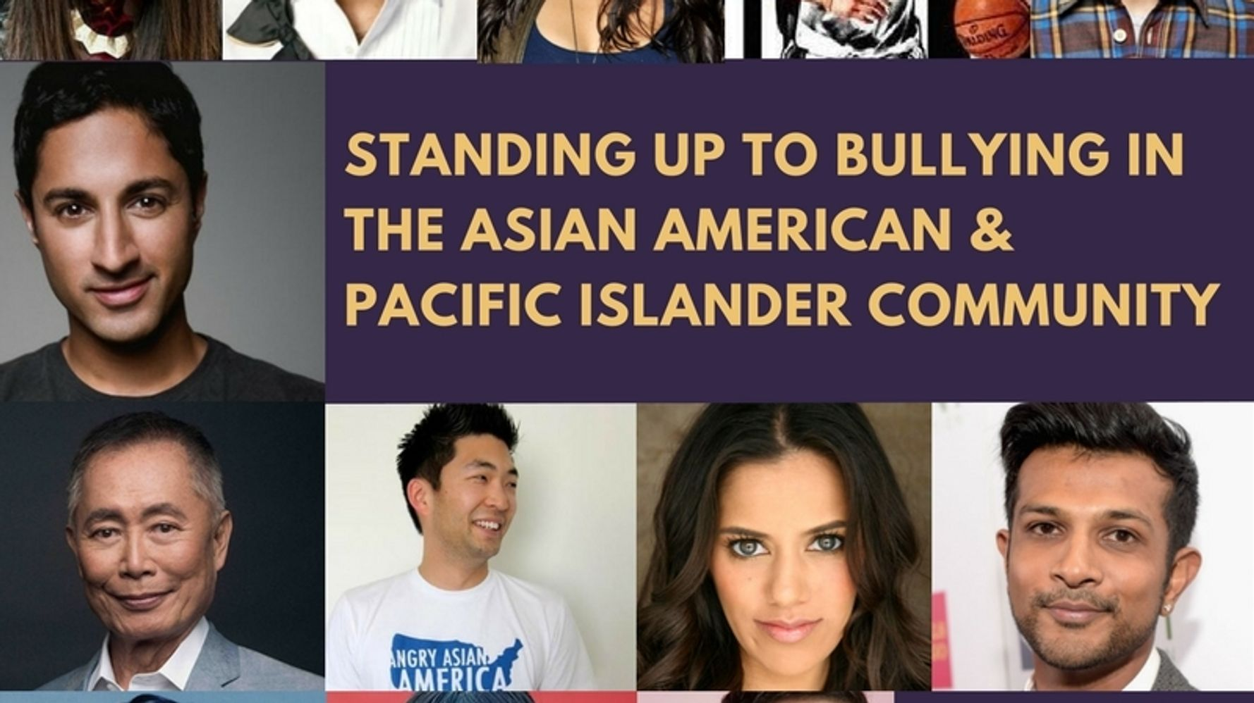 We Need To Stand Up To Bullying In The Asian American And