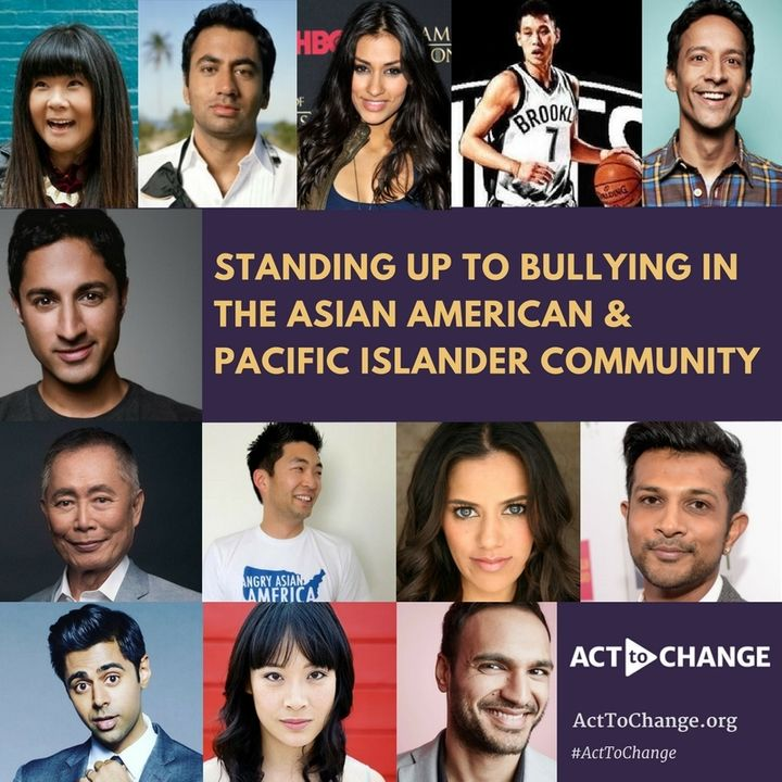 We Need To Stand Up To Bullying In The Asian American And Pacific