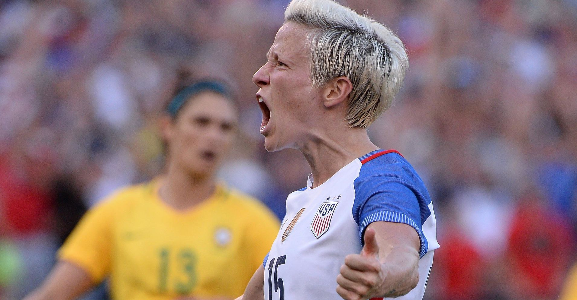 Seattle Star Megan Rapinoe Blasts Soccer's World Body As ...