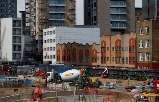 Roughly 15%of air pollutant emissions in London are from construction and demolition activity,...