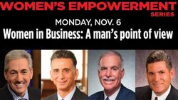 Someone Thought An All-Male Panel On 'Women's Empowerment' Was A Good