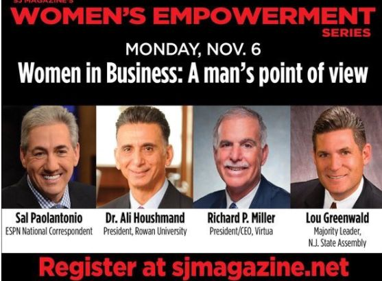 Someone Thought An All-Male Panel On 'Women Empowerment' Was A Good Idea