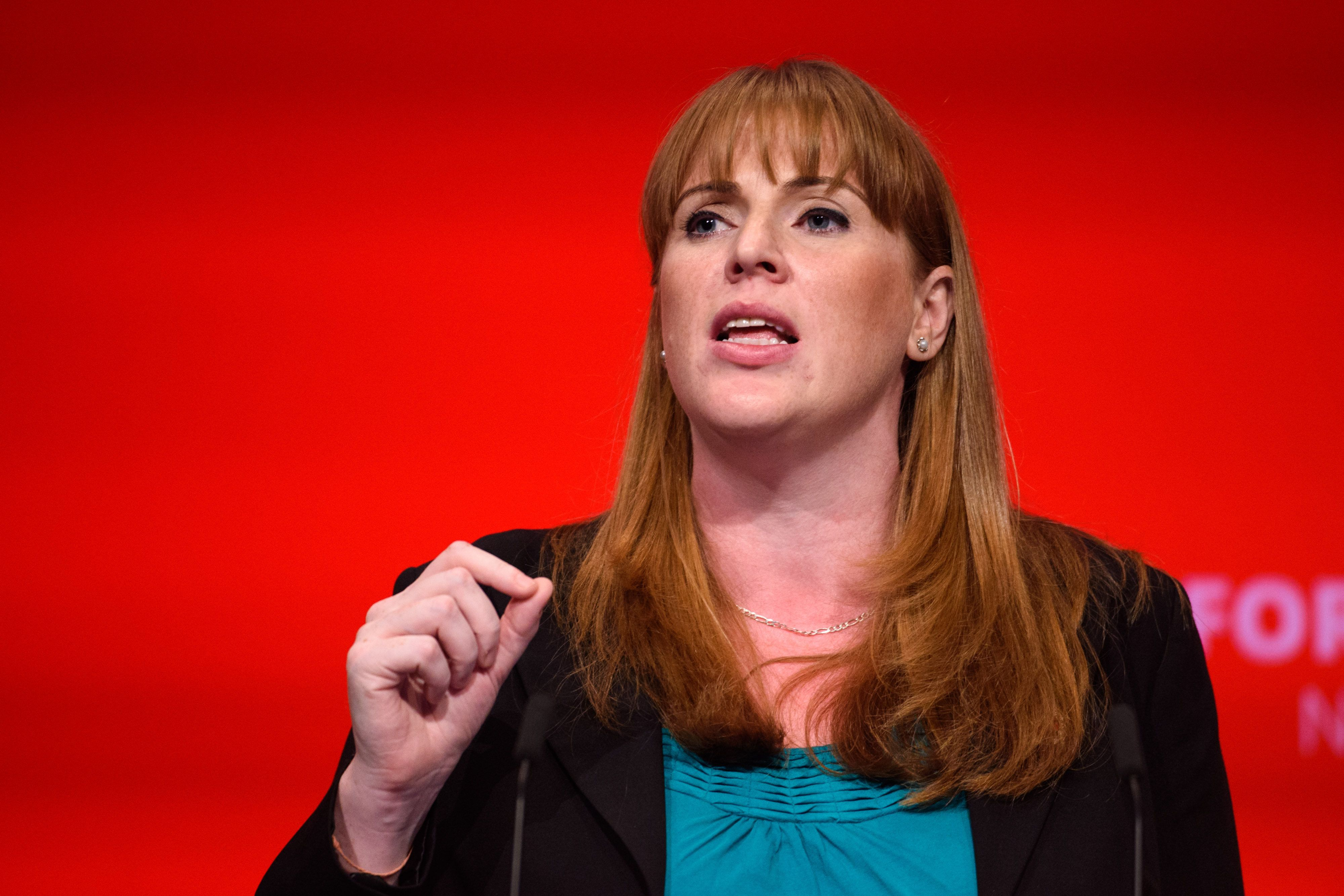 Angela Rayner Says She Is 'Happy' To Sit Alongside Jared O'Mara On Labour