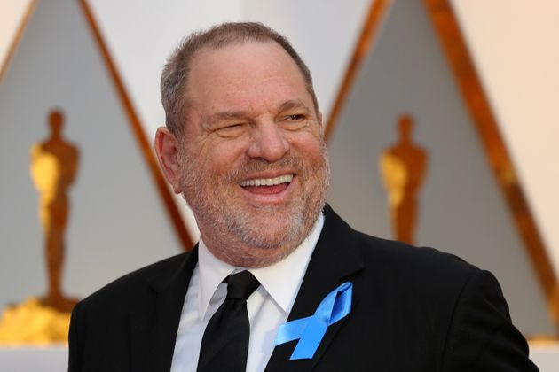 A British former assistant of Harvey Weinstein claims he paid her hush money after sexually harassing