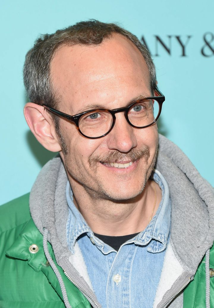 Terry Richardson attends Harper's Bazaar 150th Anniversary Party at The Rainbow Room on 19 April 2017 in New York City